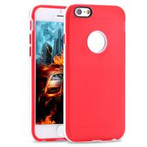Fashion Dual Color TPU Clear Original Phone Case For iphone 6 4.7inch Fl... - $13.35