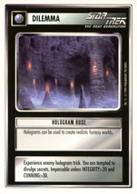 Star Trek CCG - Hologram Ruse - $0.69