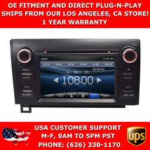 GPS DVD NAVIGATION MAP MP3 IPOD BLUETOOTH FIT 07 08 09 10 11 TOYOTA TUNDRA - $395.99