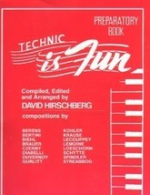 Technic Is Fun Preparatory Book David Hirschberg - $6.95