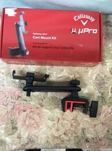 Callaway UPro Cart Mount Kit GPS,black and Red (378) - $16.83