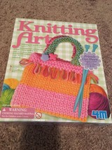 4M Knitting Art Kit Craft Kids Activity Yard Gr... - $13.10
