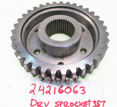 GM ACDelco Original 24216063 Drive Sprocket 35T General Motors New image 2