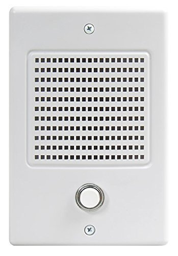 M & S SYSTEMS DS-3B Door Intercom Station with Bell Button