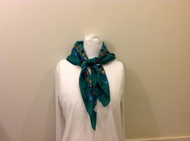 Gina Ruccini Symmetrical Multi-colored Aztec Pattern Scarf image 3