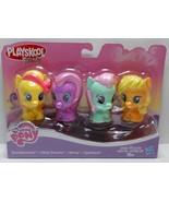 My Little Pony Playskool Friends Daisy Dreams Minty Applejack Bumbleswe... - $11.95