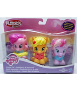 My Little Pony Playskool Friends Pinkie, Starsong, Applejack Bath Squirters - $9.95