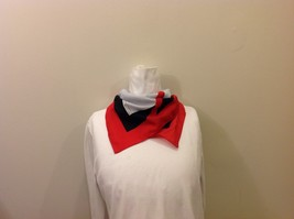 Gina Ruccini Minimalist Geometric Multi-Colored Scarf image 3