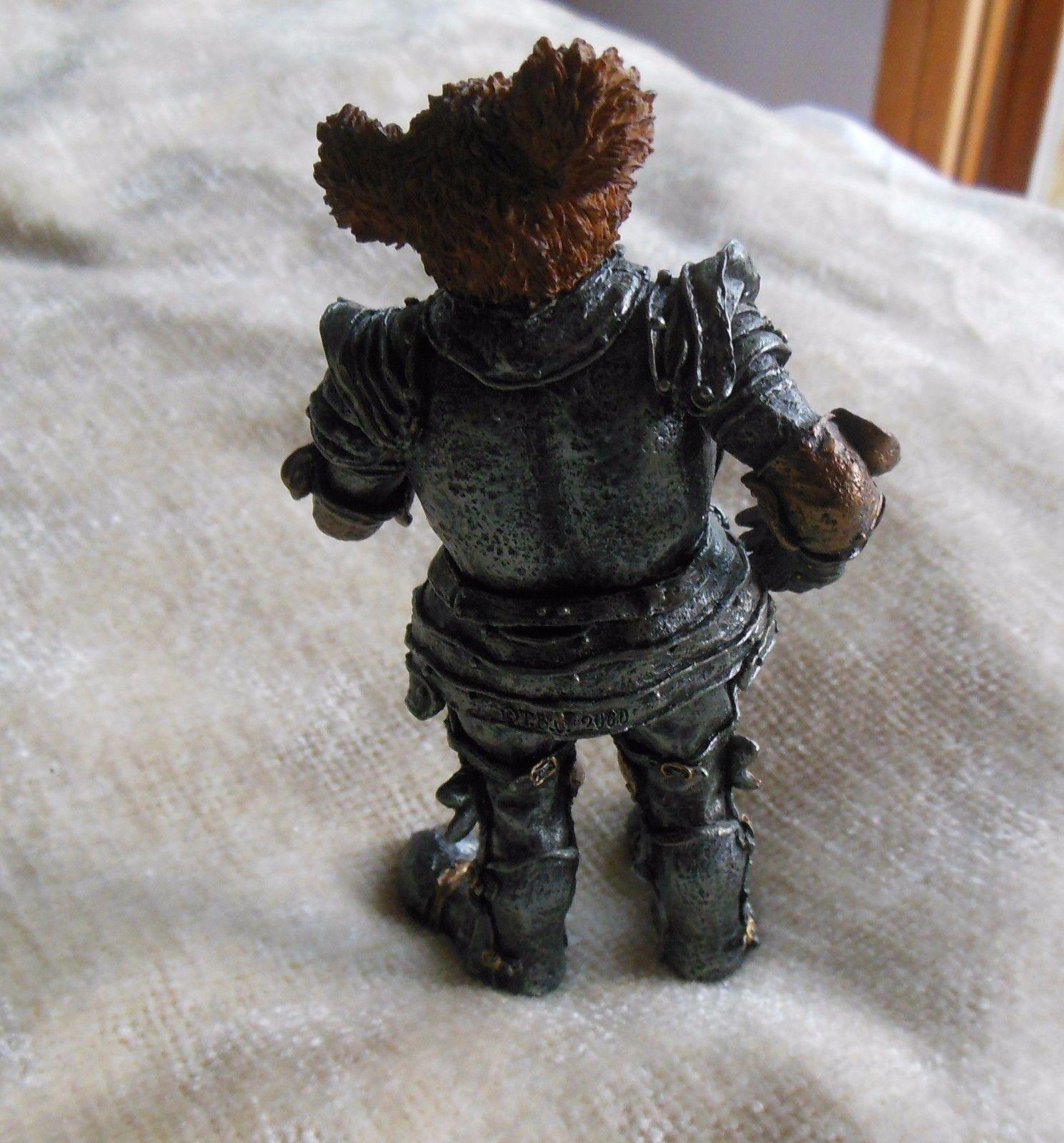 Boyd's Bears Sir Oncea Frogh...Hop Nightly-Boyds Shoe Box Bears #3229