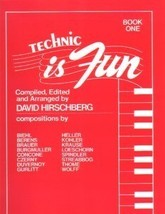 Technic Is Fun Book One David Hirschberg - $6.95