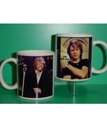 Jon Bon Jovi 2 Photo Designer Collectible Mug 01 - $14.95