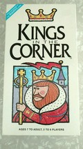 Kings in the Corner Card Game COMPLETE - $7.84