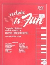 Technic Is Fun Book Four David Hirschberg - $6.95