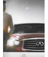 2014 Infiniti QX60 sales brochure catalog 1st Edition US 14 3.5 - $8.00