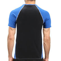 Men's Cool Quick-Dry Gym Workout Sport Running Breathable Performance T-shirt image 6