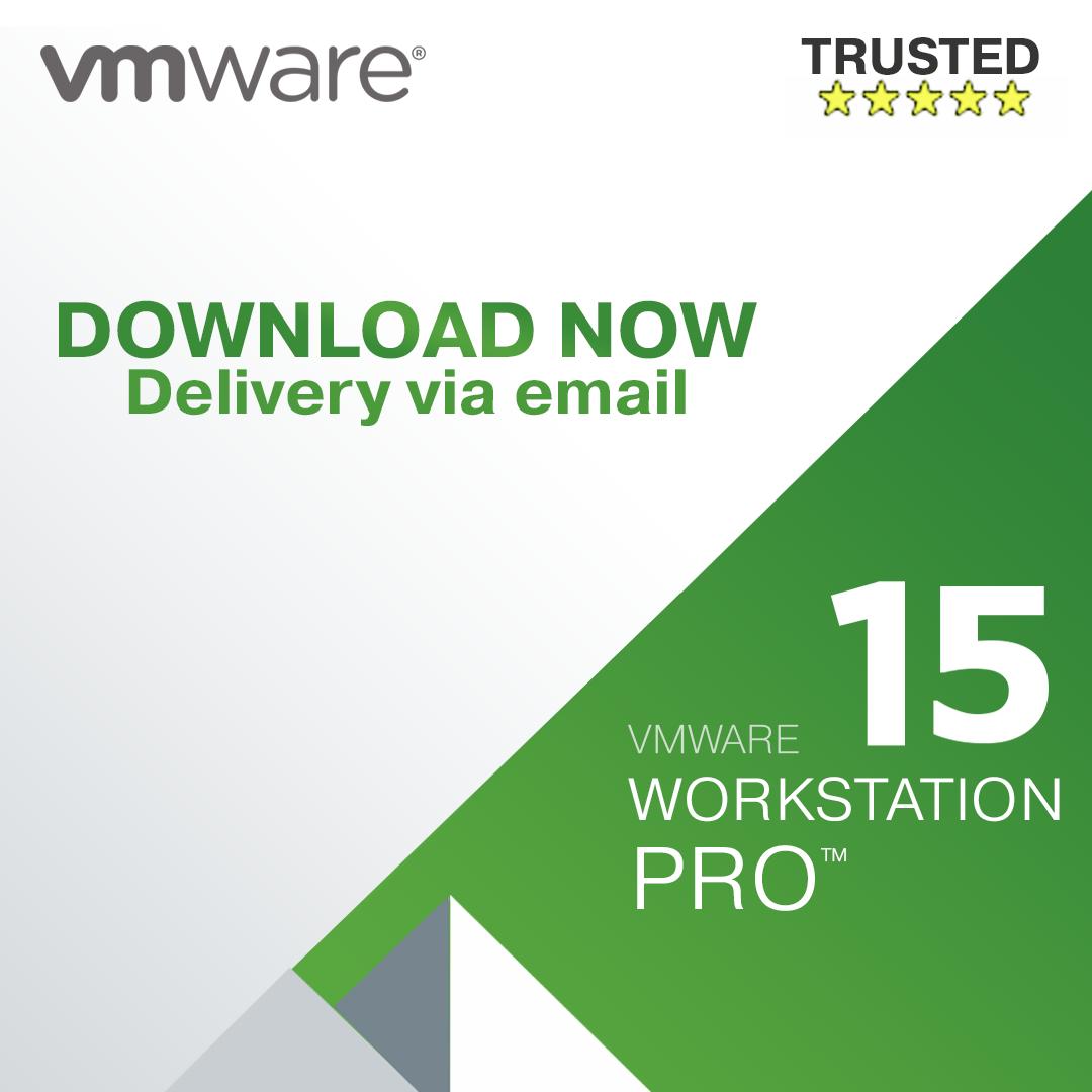 VMware workstation 15 lifetime license FULL VERSION 50 PC ...