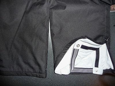 Marker Ltd Betty Pants Womens Ski Snowboard Waterproof Insulate Black 10 12 M L image 3