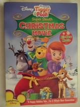 My Friends Tigger&Pooh Super Sleuth Christmas Movie-2007 DVD-Very Good C... - $6.50