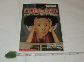 Scholastic Code Rouge et Autres Science-Fiction Tales Read 180 Stade B N... - $11.75