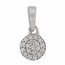 New Designer Women Jewelry 925 Sterling Cubic Zirconia Gemstone Pendant SHPN0128 - $7.10