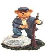 "Boyds Bearstone  ""Mason.. Let Glory Prevail"" #228460SM -BBC Exclusive- R... - $59.99"