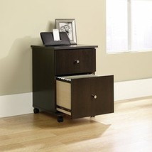 File Cart Cinnamon Cherry Finish Store Office Furniture Paper Documents... - $174.85