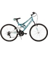 "Huffy Women's Trail Runner Mountain Bike 26"" St... - £128.47 GBP"