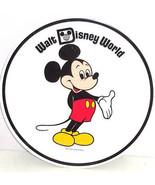 Walt Disney World  Mickey Mouse Tray Metal Serving Platter Theme Parks V... - $29.95