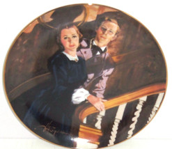 Gone with the Wind Collectors Plate Melanie Ashley Bradford Exchange Vin... - $59.95