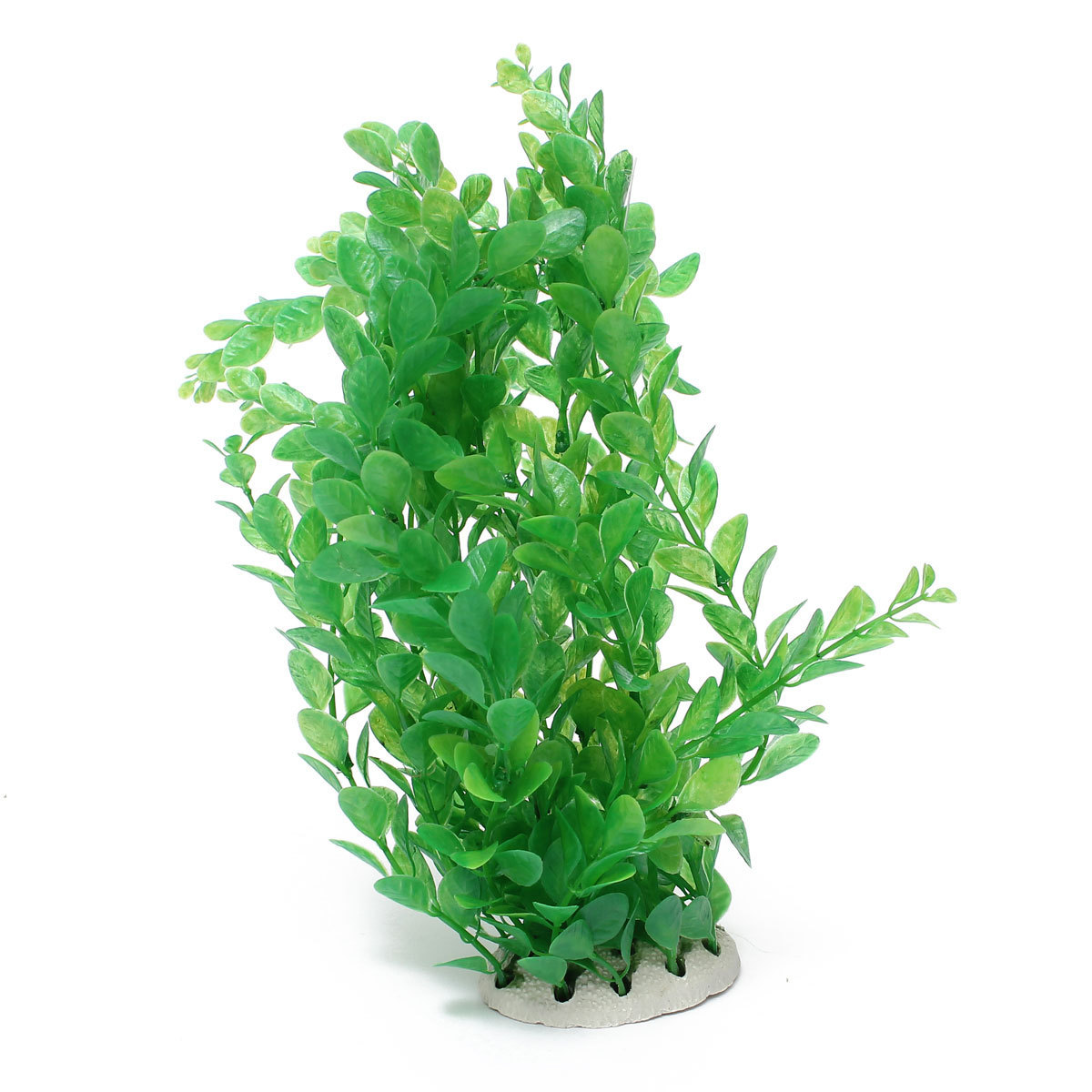 New aquarium artificial aquatic grass plants and 50 for Fake pond plants
