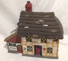 Department 56 Dickens Village Series Mr. & Mrs Pickle Lighted in Box - $18.62