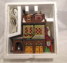 Department 56 Dickens Village Series Hather Harness Lighted In Box - $19.60
