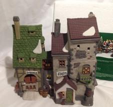 Department 56 Dickens Village Series Oliver Twist Fagin's Hide-A-Way In Box - $19.60