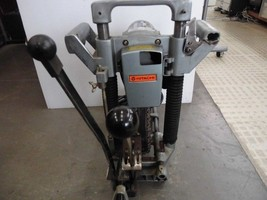 Hitachi CHAIN MORTISER for wood working CA-20A #16 - $742.50