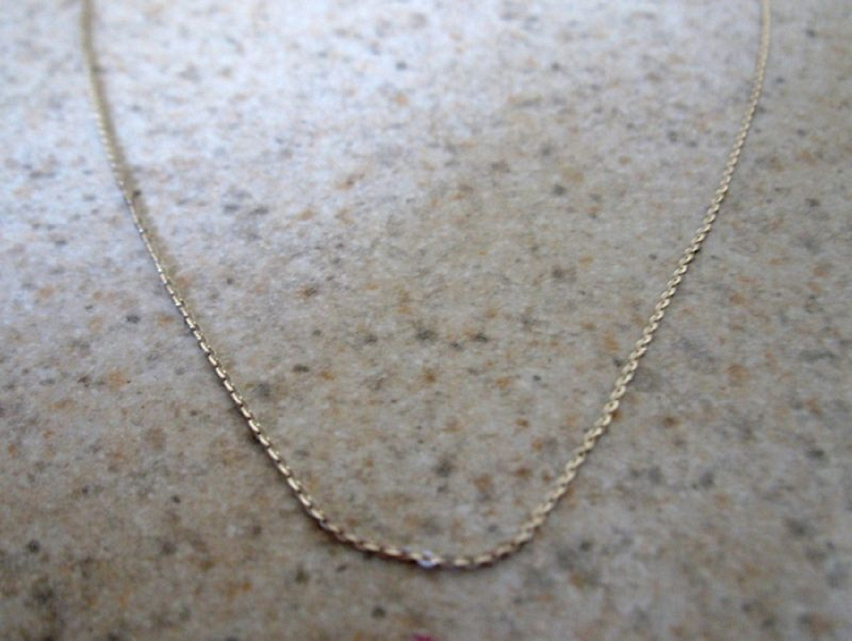 T112 18 in sterling chain