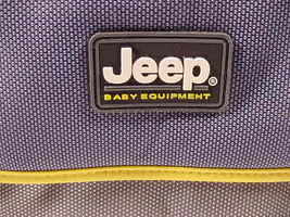 Jeep Baby Boom Equipment Daddy Diaper Bag Changing Pad Blue NEW with Tag - $31.99
