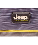 Jeep Baby Boom Equipment Daddy Diaper Bag Changing Pad Blue NEW with Tag - $29.99