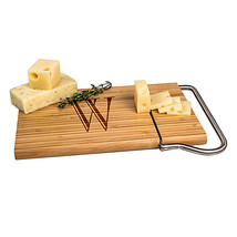 Personalized Bamboo Cheese Slicer - $41.00