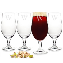 Personalized 16.5 oz. Stemmed Goblets (Set of 4) - $53.00