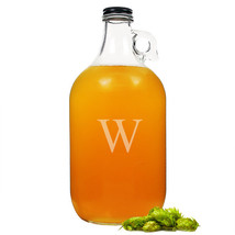 Personalized 64 oz. Craft Beer Growler - $29.00