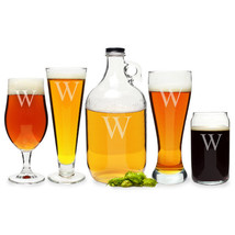 Personalized Craft Beer 5pc. Party Glassware Set - $61.00