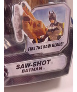 Mattel Bat Man Dark Knight Saw-Shot Action Figure New in the Package - $15.99