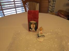 Glowing Angel Magic Light 1997 RARE Christmas Hallmark Keepsake Ornament... - $29.69