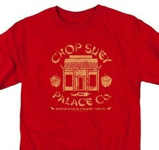 Christmas Story Chop Suey Palace T-shirt retro 1980s holiday movie film  WBM650 image 1