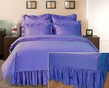 Home Decorators Collection Ruffled Bed Skirt, Queen
