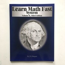 Learn Math Fast System Volume 2 Fractions Decimals Percentages Mergens 3... - $14.80