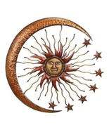 Sun Moon Wall Art Hanging Decoration Home Decor... - $44.95