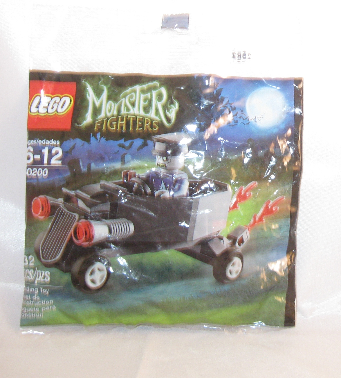 Lego monster fighters 30200 zombie car a