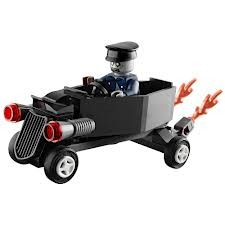 Lego Monster Fighters 30200 - Zombie Car Set