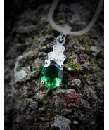 Welsh Green Forest Dragon Baby of Wealth & Riches Amulet Haunted Money Magick - $49.99